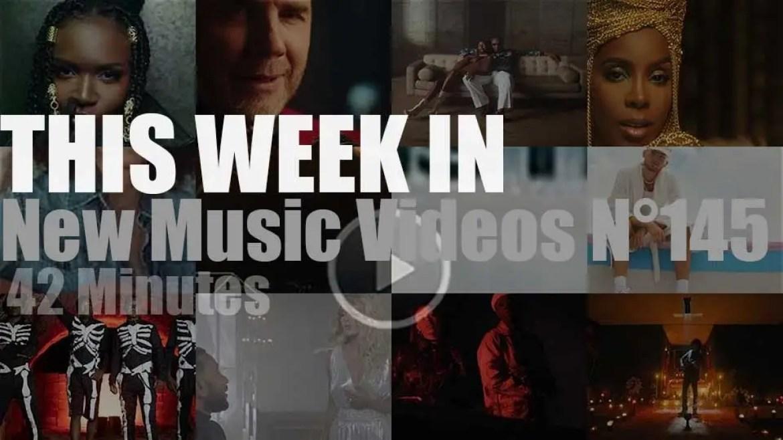 This week In New Music Videos N°145