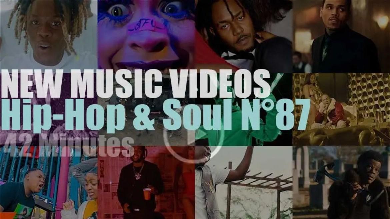 Hip-Hop & Soul  New Music Videos N°87