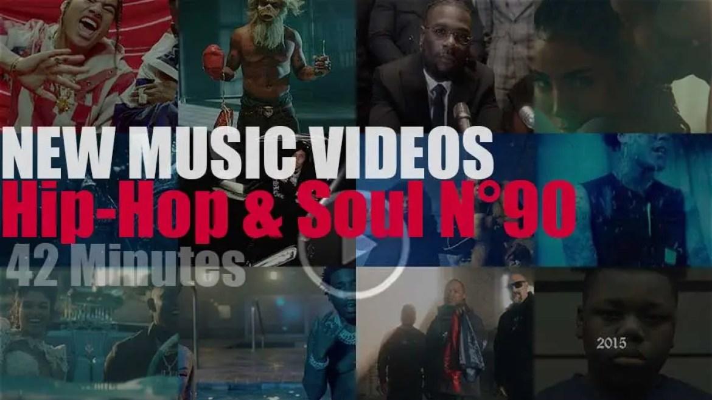 Hip-Hop & Soul  New Music Videos N°90