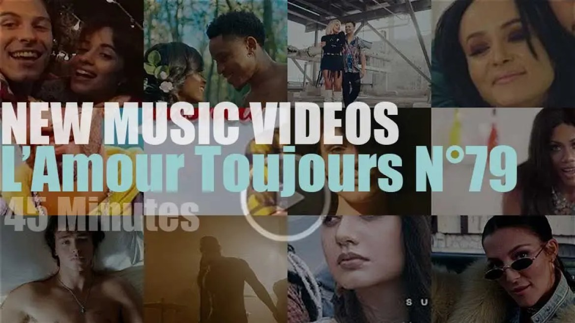 'L'Amour Toujours' New Music Videos N°79