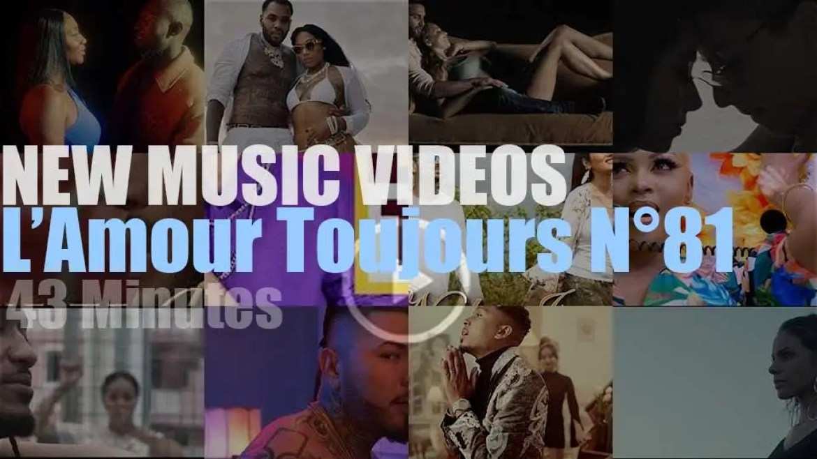 'L'Amour Toujours' New Music Videos N°81