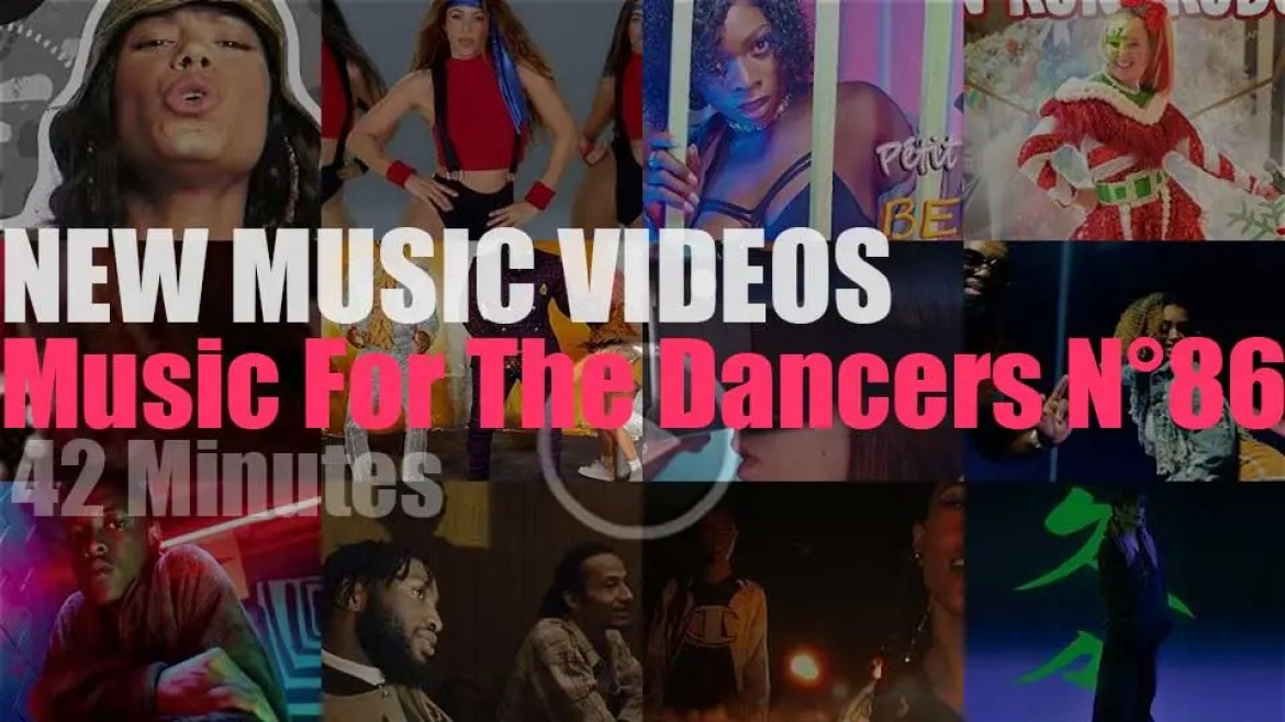 'Music For The Dancers'  New Music Videos N°86