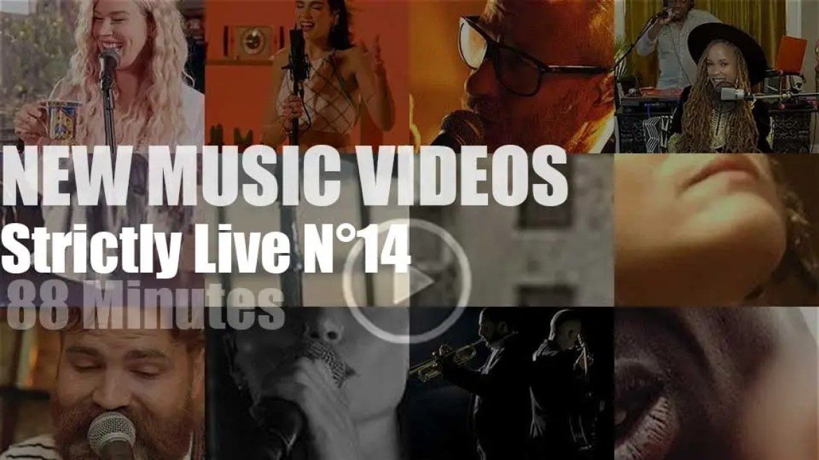 'Strictly Live'  New Music Videos N°14