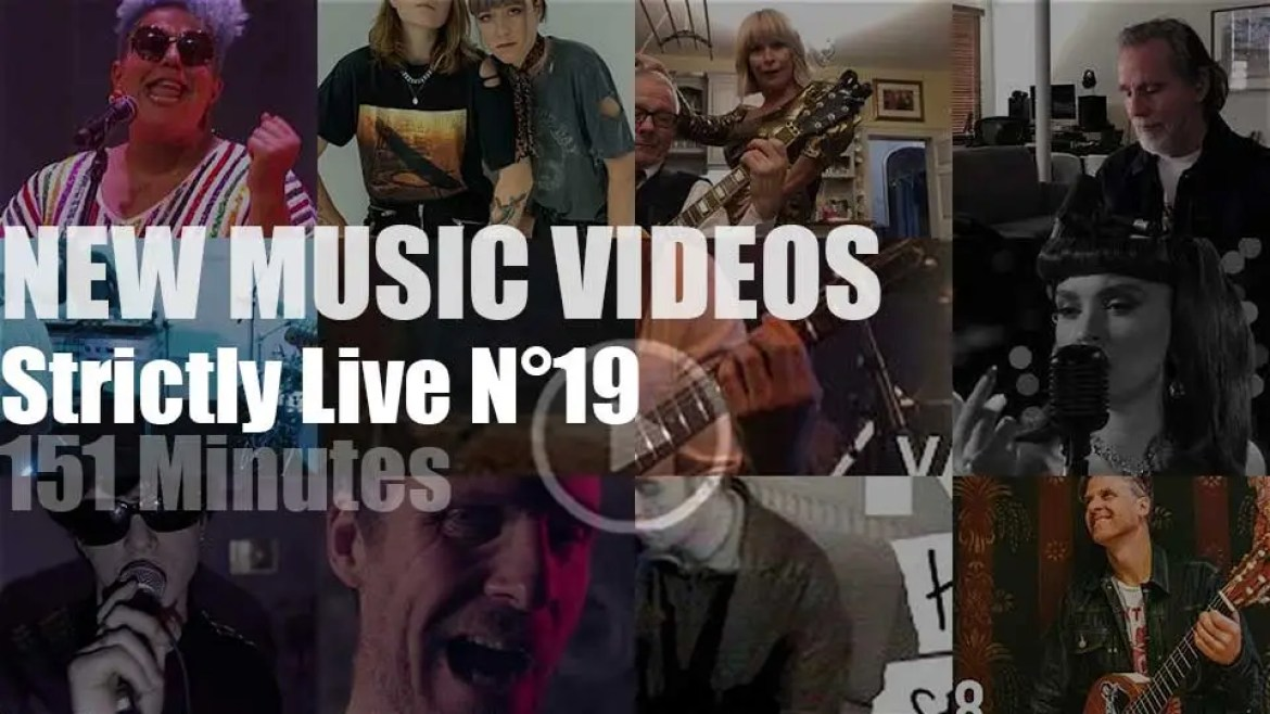 'Strictly Live'  New Music Videos N°19