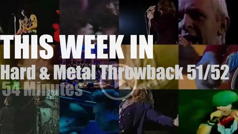 This week In  'Hard & Metal Throwback' 51/52