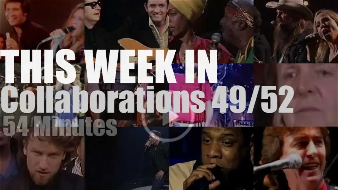 This week In One-Off Collaborations 49/52