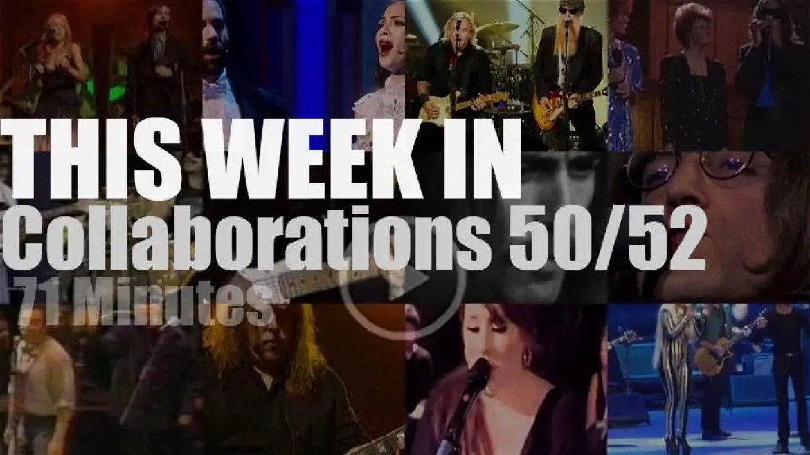 This week In One-Off Collaborations 50/52