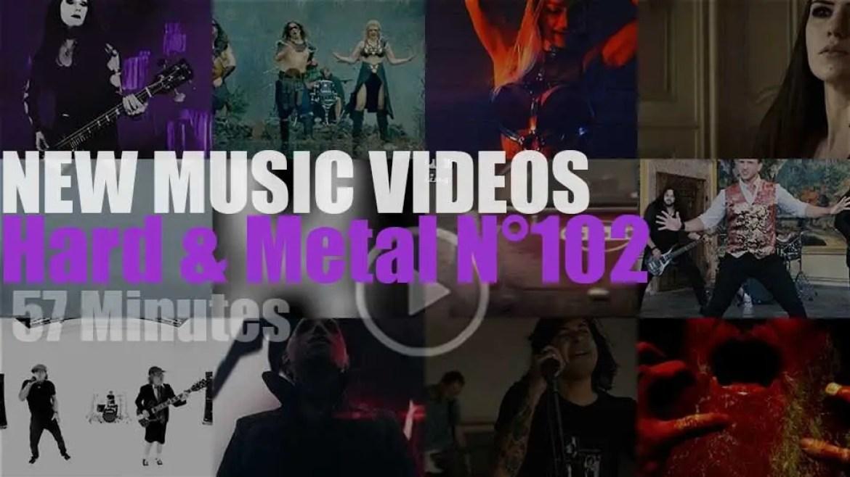 Hard & Metal New Music Videos N°102