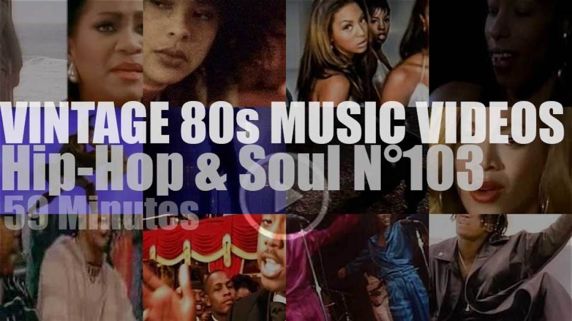 Hip-Hop & Soul N°103 – Vintage 90s Music Videos