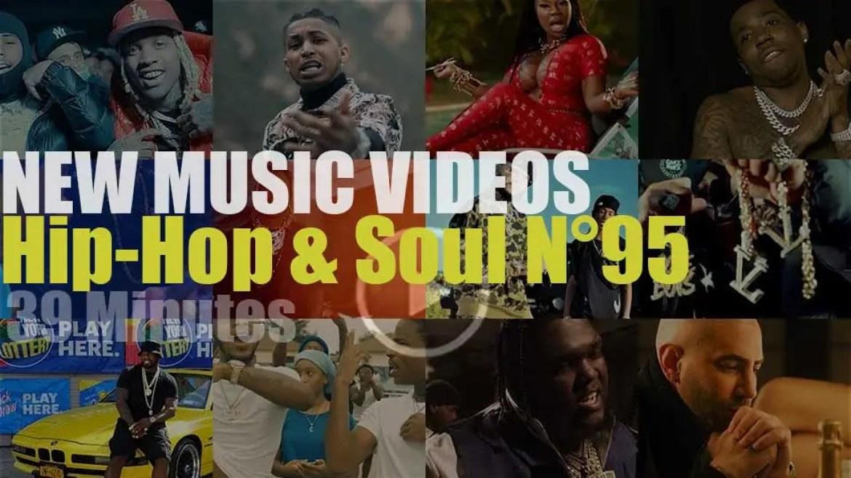 Hip-Hop & Soul N°95 – New Music Videos