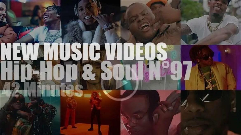 Hip-Hop & Soul N°97 – New Music Videos