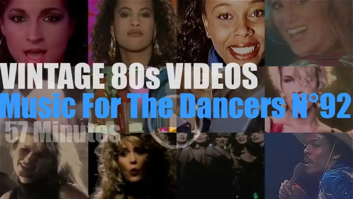 'Music For The Dancers' N°92 – Vintage 80s Videos