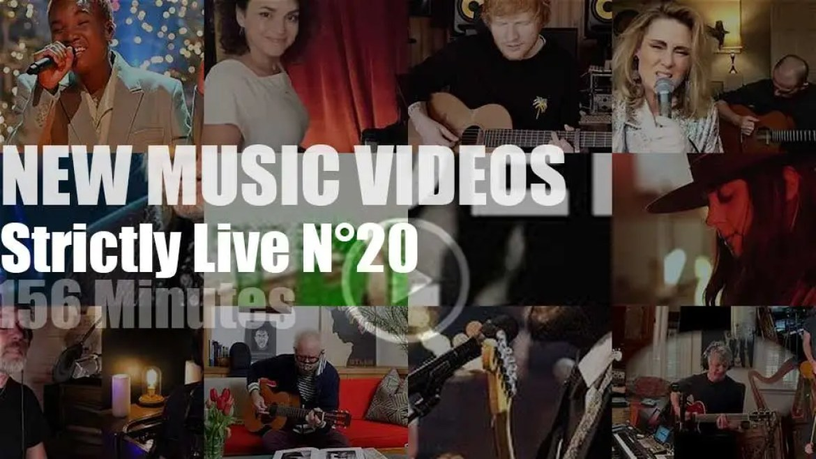 'Strictly Live'  New Music Videos N°20