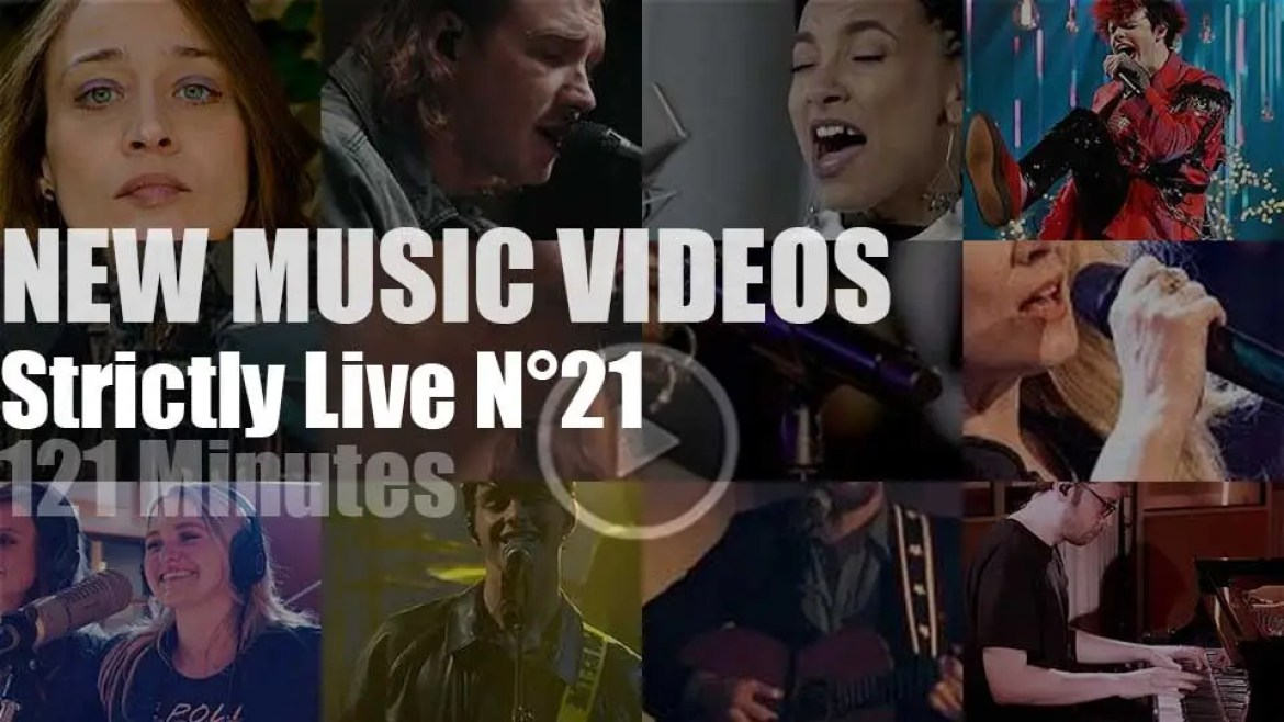 'Strictly Live'  New Music Videos N°21
