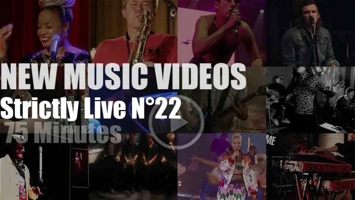 'Strictly Live'  New Music Videos N°22
