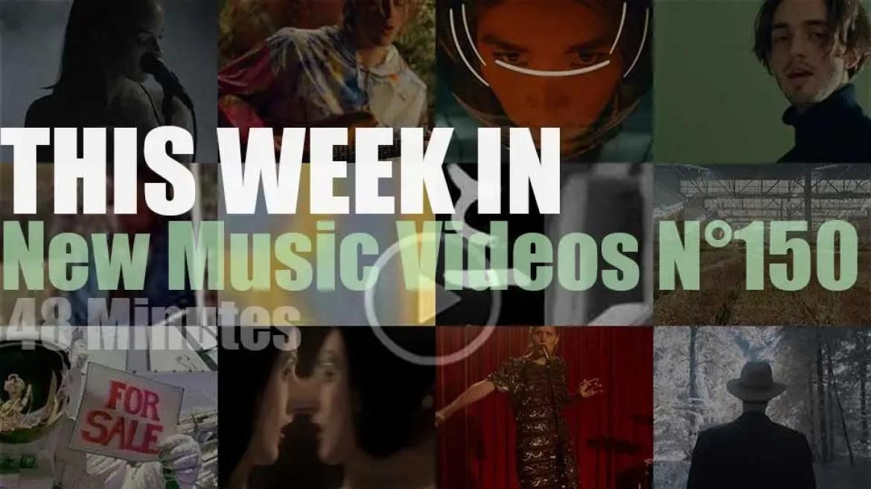 This week In New Music Videos N°150