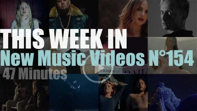 This week In New Music Videos N°154