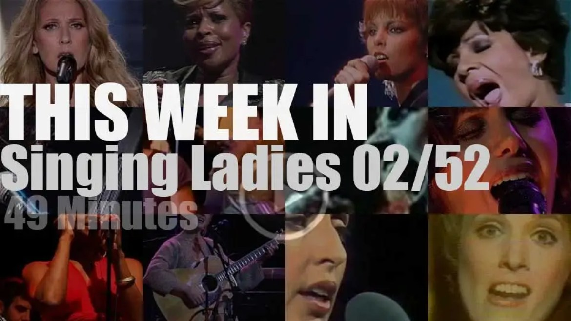 This week In Singing Ladies 02/52
