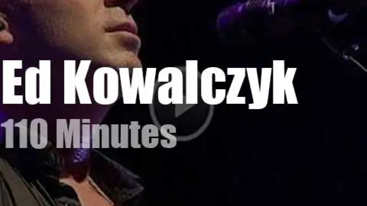 Ed Kowalczyk revisit Live's 'Throwing Copper' (2014)