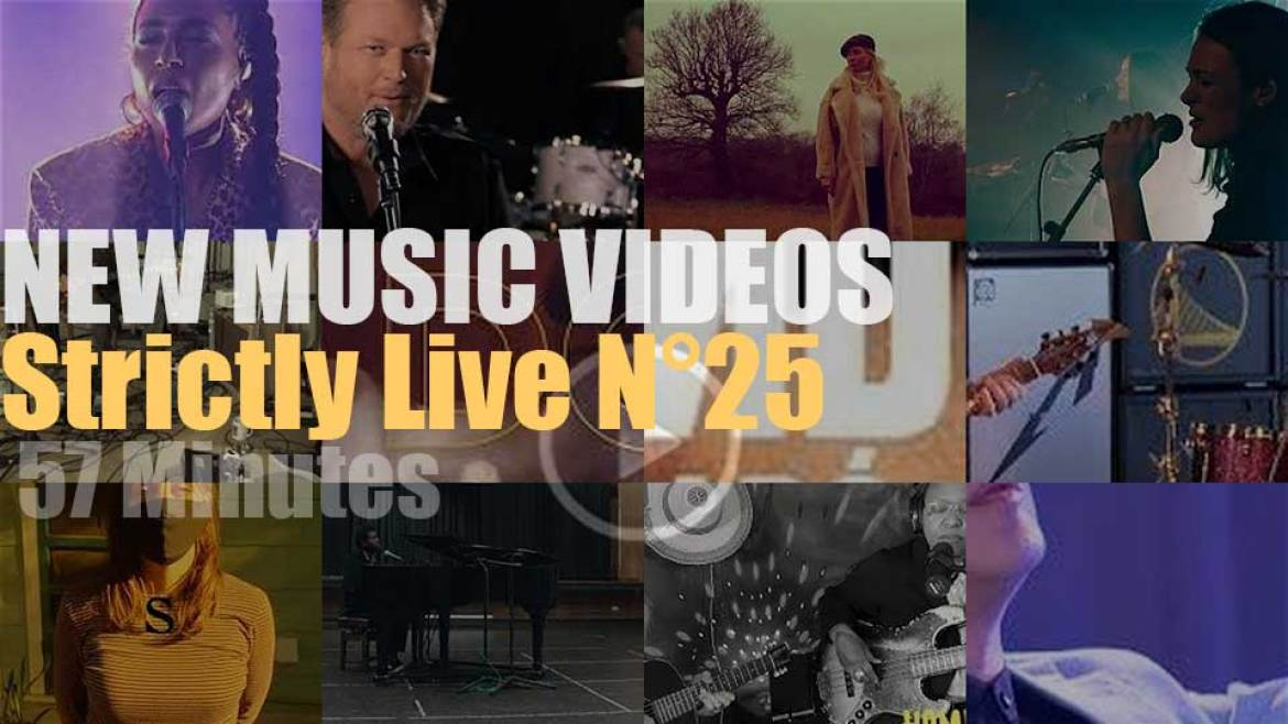 'Strictly Live'  New Music Videos N°25