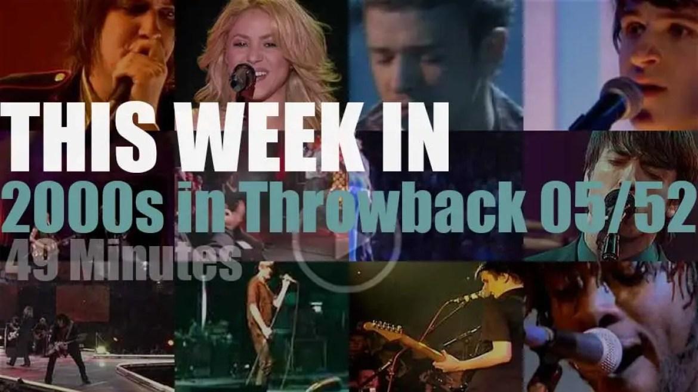This week In  '2000s Throwback' 05/52