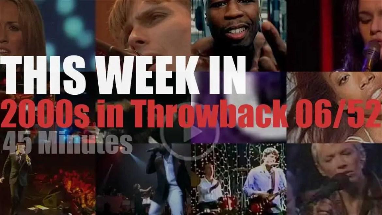 This week In  '2000s Throwback' 06/52