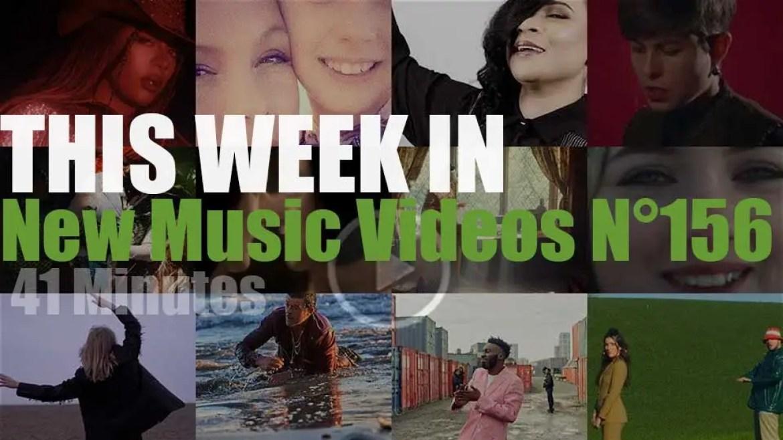 This week In New Music Videos N°156