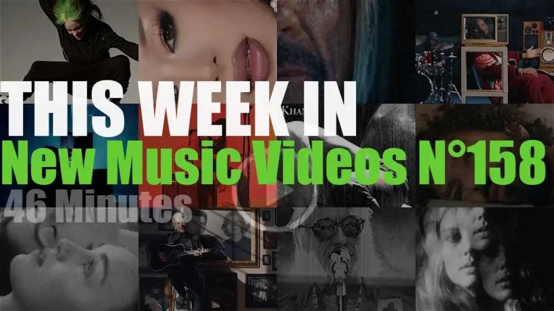 This week In New Music Videos N°158