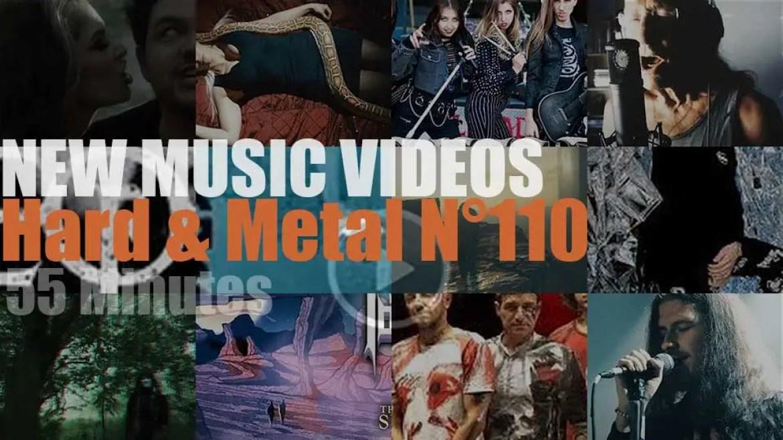 Hard & Metal New Music Videos N°110