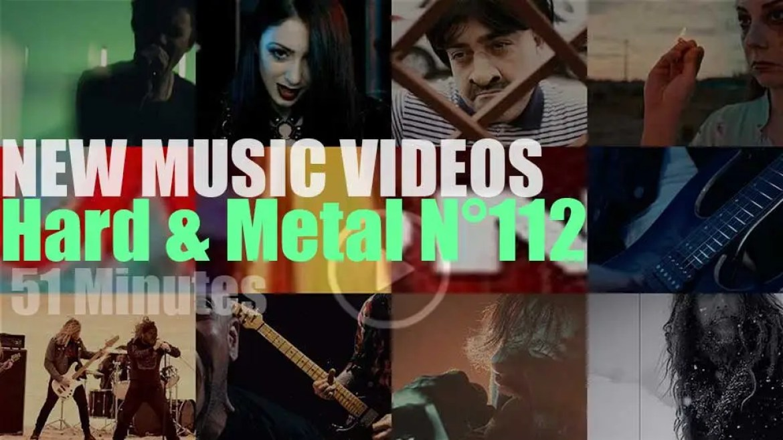 Hard & Metal New Music Videos N°112