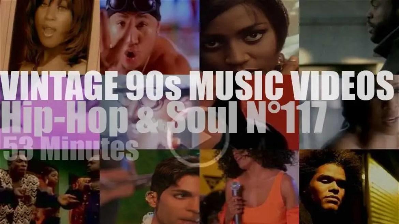 Hip-Hop & Soul N°117 – Vintage 90s Music Videos