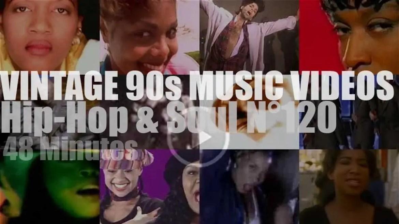 Hip-Hop & Soul N°120 – Vintage 90s Music Videos