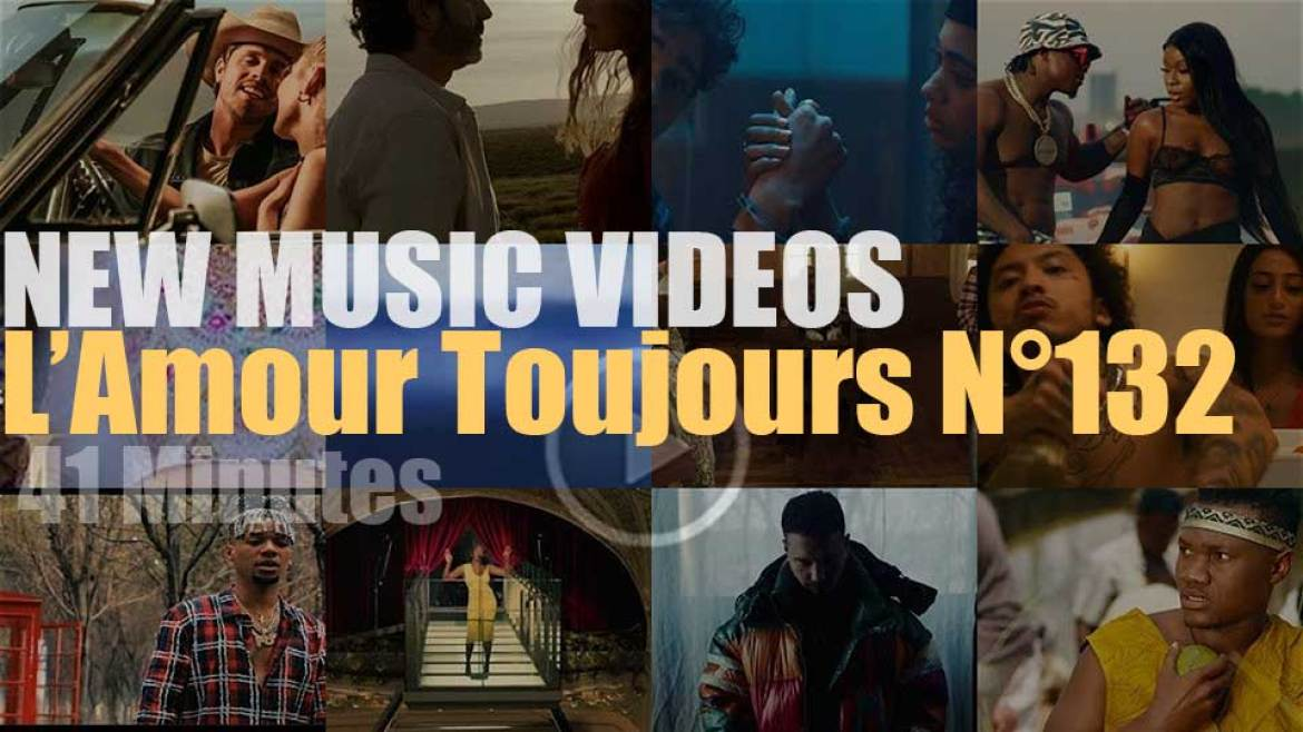 'L'Amour Toujours'  N°132 – New Music Videos