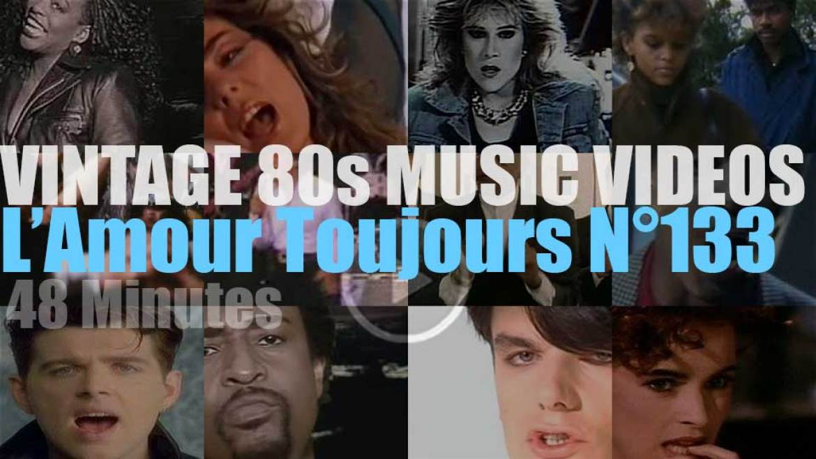 'L'Amour Toujours'  N°133 – Vintage 80s Music Videos