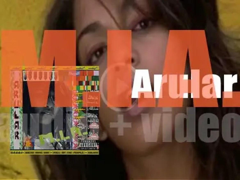 XL/ Interscope publish 'Arular,' M.I.A.'s debut album (2005)