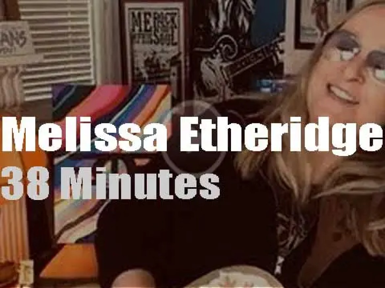 On Web TV today, '#stayhome with Melissa Etheridge' (2020)
