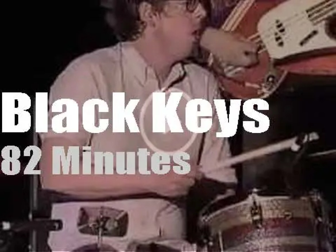 The Black Keys headline at Lollapalooza Chile (2013)