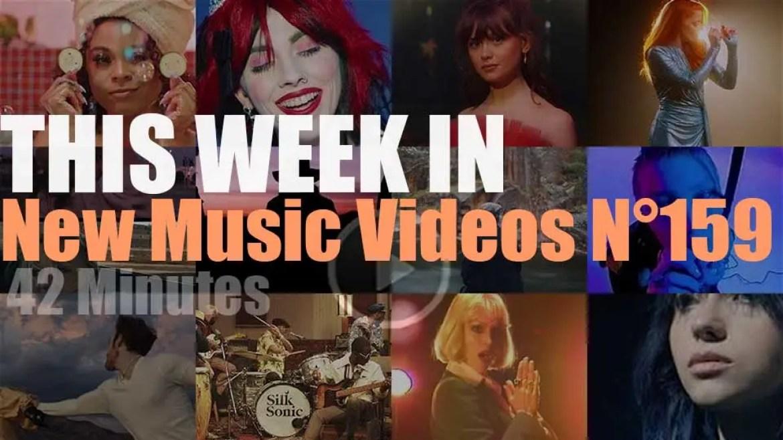 This week In New Music Videos N°159