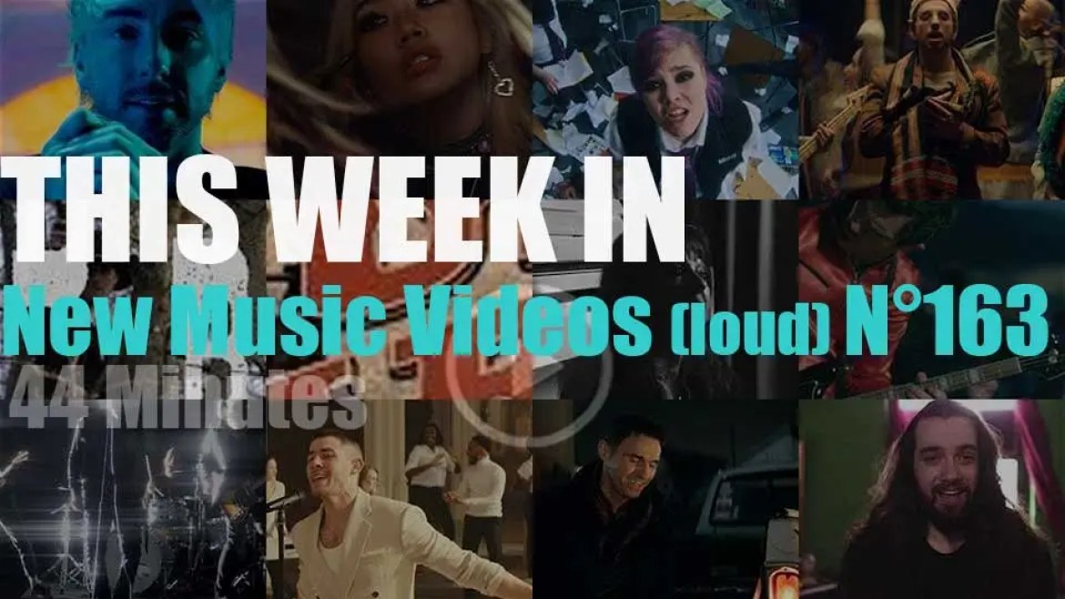 This week In New Music Videos (loud) N°163