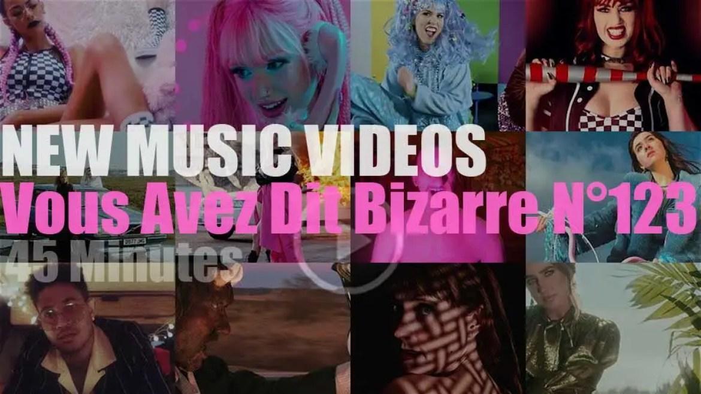 'Vous Avez Dit Bizarre'  N°123 – New Music Videos