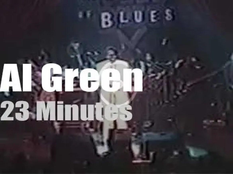 Al Green celebrates his Birthday in Chicago (2003)