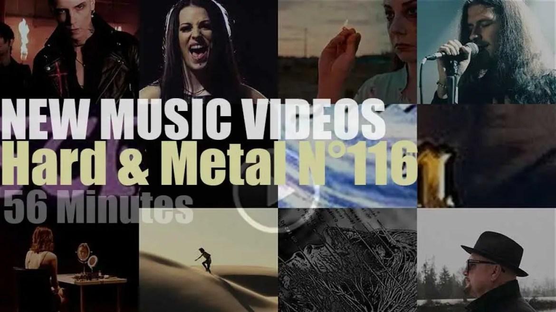 Hard & Metal New Music Videos N°116