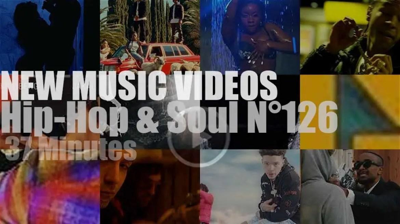 Hip-Hop & Soul N°126 – New Music Videos