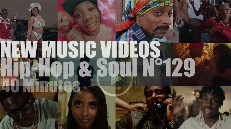 Hip-Hop & Soul N°129 – New Music Videos