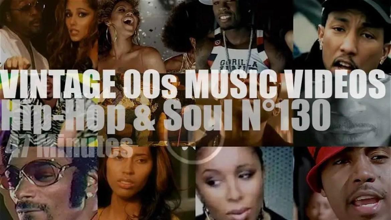 Hip-Hop & Soul N°130 – Vintage 2000s Music Videos