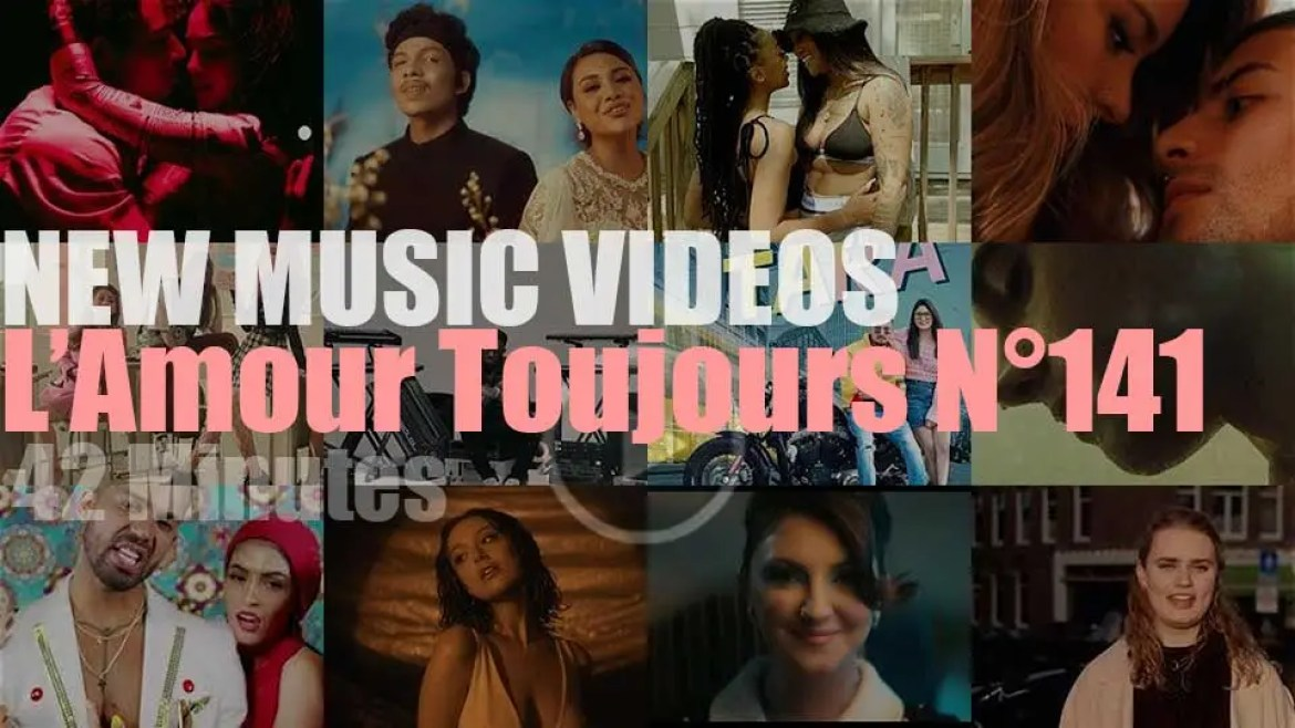 'L'Amour Toujours'  N°141 – New Music Videos
