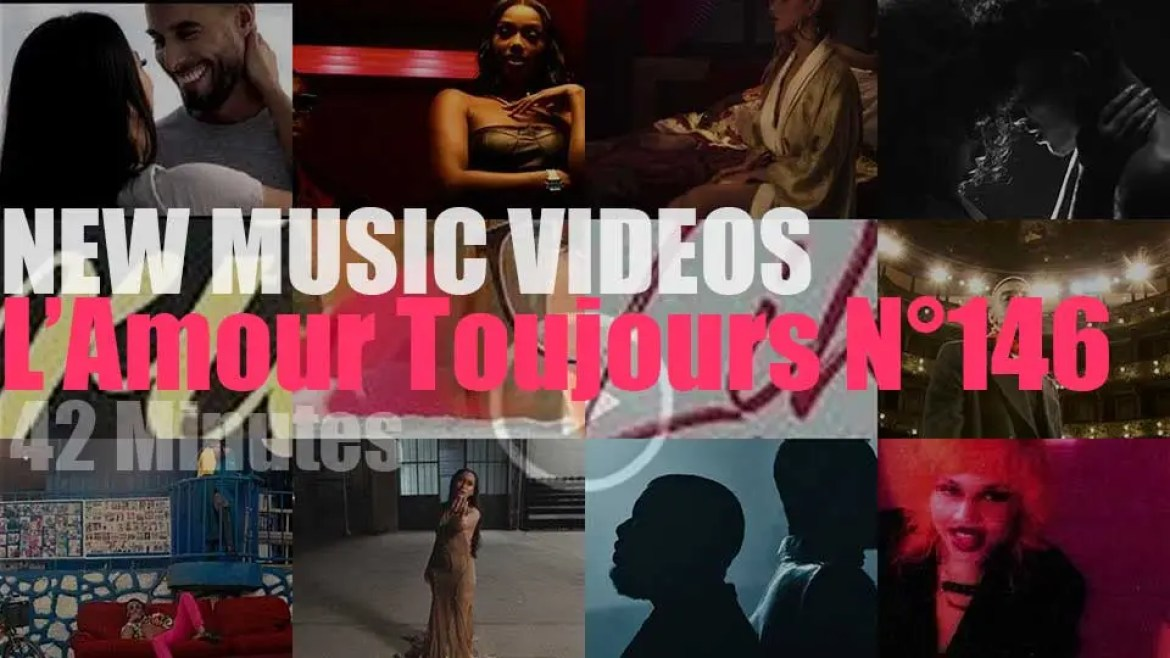 'L'Amour Toujours'  N°146 – New Music Videos