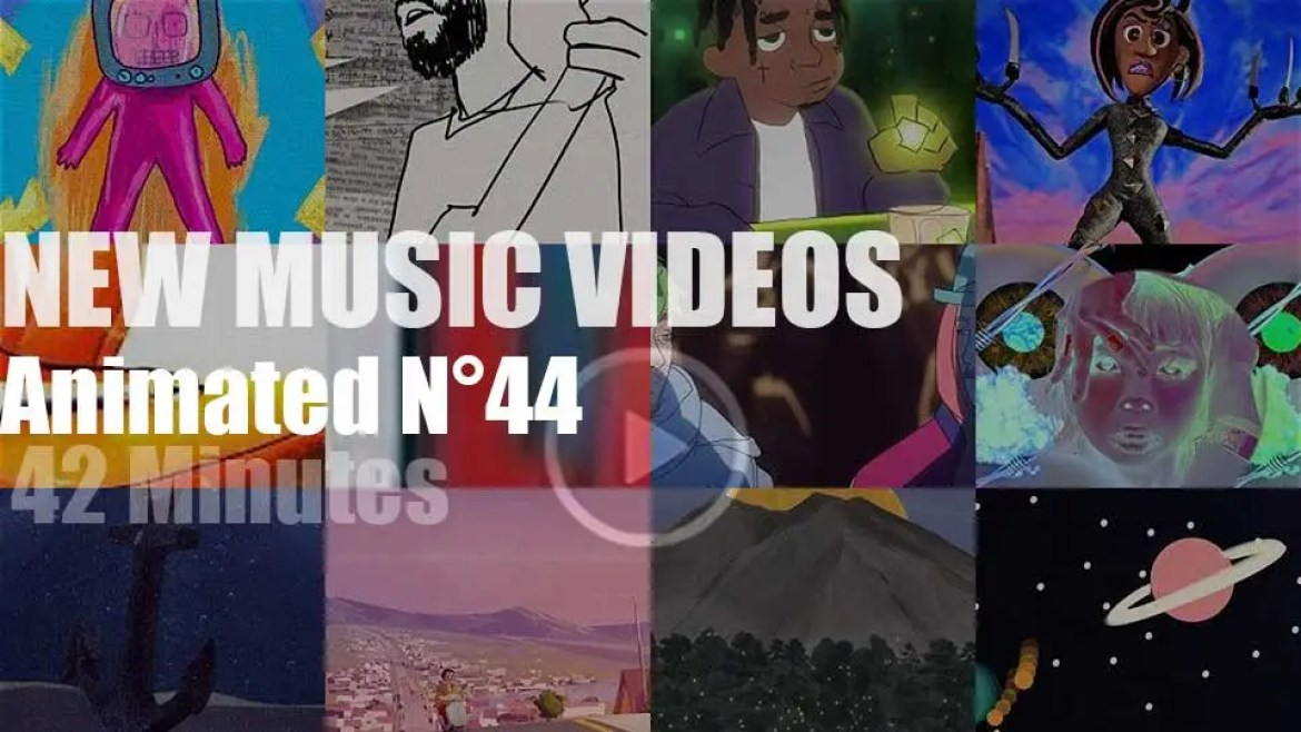 New Animated Music Videos N°44