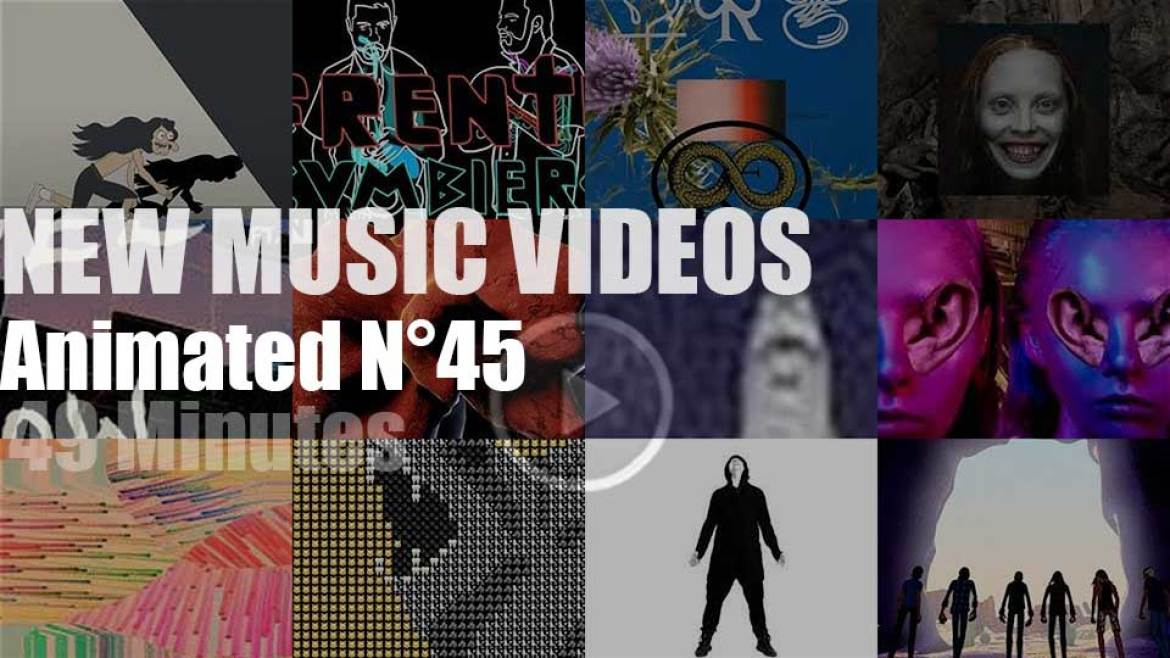 New Animated Music Videos N°45