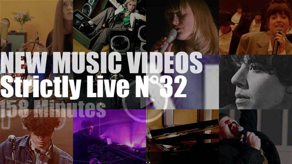 'Strictly Live'  New Music Videos N°32